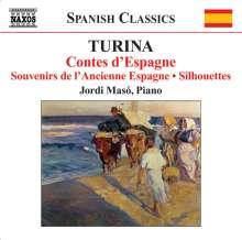 Joaquin Turina (1882-1949): Klavierwerke Vol.5, CD