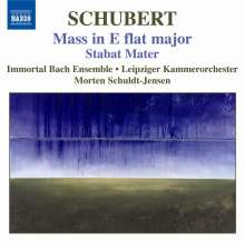 Franz Schubert (1797-1828): Messe Es-dur D.950, CD