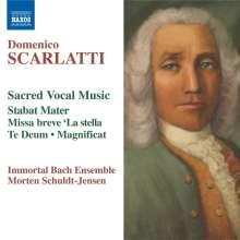 Domenico Scarlatti (1685-1757): Stabat Mater, CD