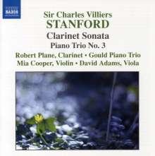 Charles Villiers Stanford (1852-1924): Klaviertrio Nr.3, CD