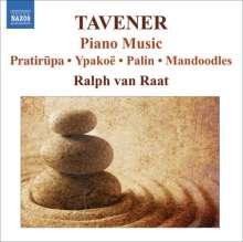 John Tavener (1944-2013): Klavierwerke, CD