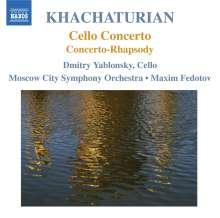 Aram Khachaturian (1903-1978): Cellokonzert, CD