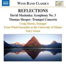 David Maslanka (geb. 1943): Symphonie Nr.3 für Bläserensemble, CD