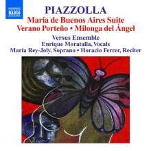 Astor Piazzolla (1921-1992): Maria de Buenos Aires Suite, CD