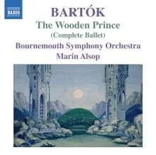 Bela Bartok (1881-1945): Der hölzerne Prinz (Ballettmusik), CD