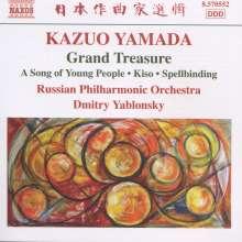 Kazuo Yamada (1912-1991): Grand Treasure op.20, CD