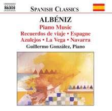 Isaac Albeniz (1860-1909): Klavierwerke Vol.2, CD