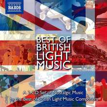Best of British Light Music, 2 CDs