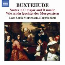 Dieterich Buxtehude (1637-1707): Cembalowerke Vol.1, CD