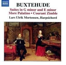 Dieterich Buxtehude (1637-1707): Cembalowerke Vol.2, CD