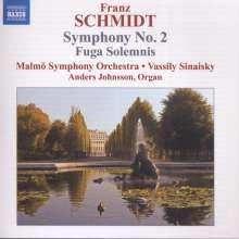 Franz Schmidt (1874-1939): Symphonie Nr.2, CD