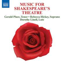 Music for Shakespeare's Theatre, CD