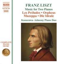 Franz Liszt (1811-1886): Klavierwerke Vol.29, CD