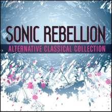 """Naxos-Sampler """"Sonic Rebellion"""", CD"""