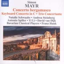 Johann Simon (Giovanni Simone) Mayr (1763-1845): Concerto bergamaso, CD