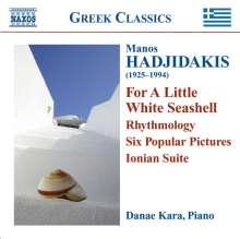Manos Hadjidakis (1925-1994): Klavierwerke, CD