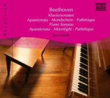 Naxos Selection: Beethoven - Klaviersonaten, CD