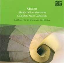 Naxos Selection: Mozart - Sämtliche Hornkonzerte, CD