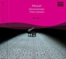 Naxos Selection: Mozart - Klaviersonaten, CD