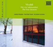Naxos Selection: Vivaldi - Die vier Jahreszeiten, CD