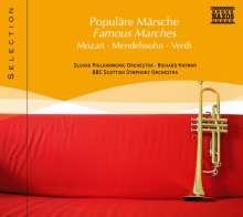 Naxos Selection: Berühmte Märsche, CD