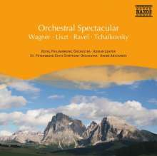 Naxos Selection: Orchestral Spectacular, CD