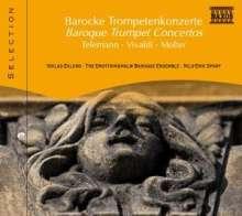 Naxos Selection: Barocke Trompetenkonzerte, CD