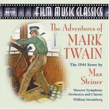 Max Steiner (1888-1971): The Adventures of Mark Twain (Filmmusik), SACD