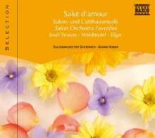 Naxos Selection: Salut d'amour - Salon- & Caféhausmusik, CD