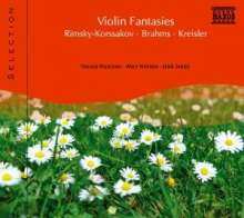Naxos Selection: Violin Fantasies, CD