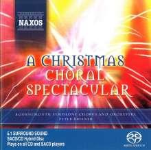 A Christmas Choral Spectacular, SACD
