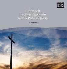Naxos Selection: Bach - Berühmte Orgelwerke, CD