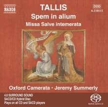 Thomas Tallis (1505-1585): Spem in Alium, SACD