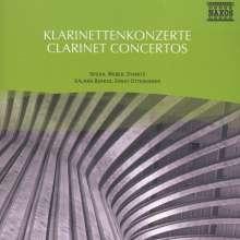 Naxos Selection: Klarinettenkonzerte, CD