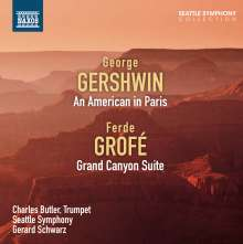 Ferde Grofe (1892-1972): Grand Canyon Suite, CD