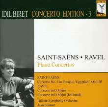 Idil Biret - Concerto Edition Vol.3, CD
