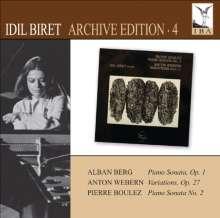Idil Biret - Archive Edition Vol.4, CD