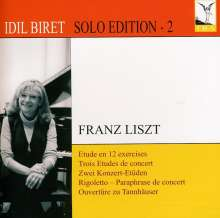 Idil Biret - Solo Edition Vol.2/Franz Liszt, CD