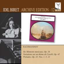 Idil Biret - Archive Edition Vol.12, CD