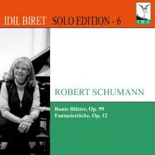 Idil Biret - Solo Edition Vol.6/Robert Schumann, CD