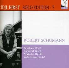 Idil Biret - Solo Edition Vol.7/Robert Schumann, CD