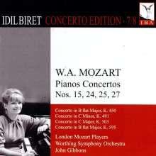 Idil Biret - Concerto Edition Vol.7/8, 2 CDs