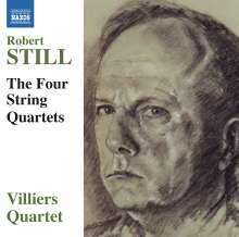 Robert Still (1910-1971): Streichquartette Nr.1-4, CD