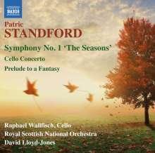 Patric Standford (1939-2014): Symphonie Nr.1, CD