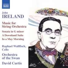 John Ireland (1879-1962): Werke für Streichorchester, CD