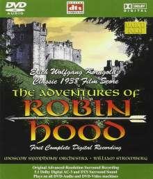Erich Wolfgang Korngold (1897-1957): Robin Hood (Filmmusik), DVD-Audio