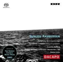 "Sunleif Rasmussen (geb. 1961): Symphonie Nr.1 ""Oceanic Days"", SACD"