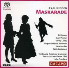 Carl Nielsen (1865-1931): Maskarade, 2 Super Audio CDs