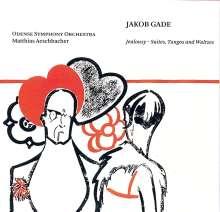 Jacob Gade (1879-1963): Suiten,Tangos,Walzer, SACD