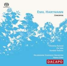 Emil Hartmann (1836-1898): Violinkonzert op.19, SACD